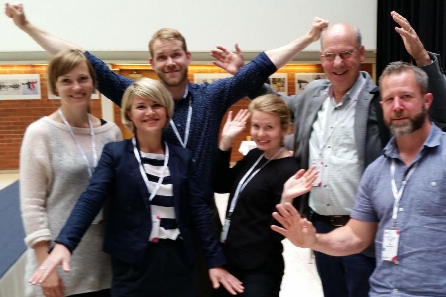 Norsk delegasjon i Kuopio