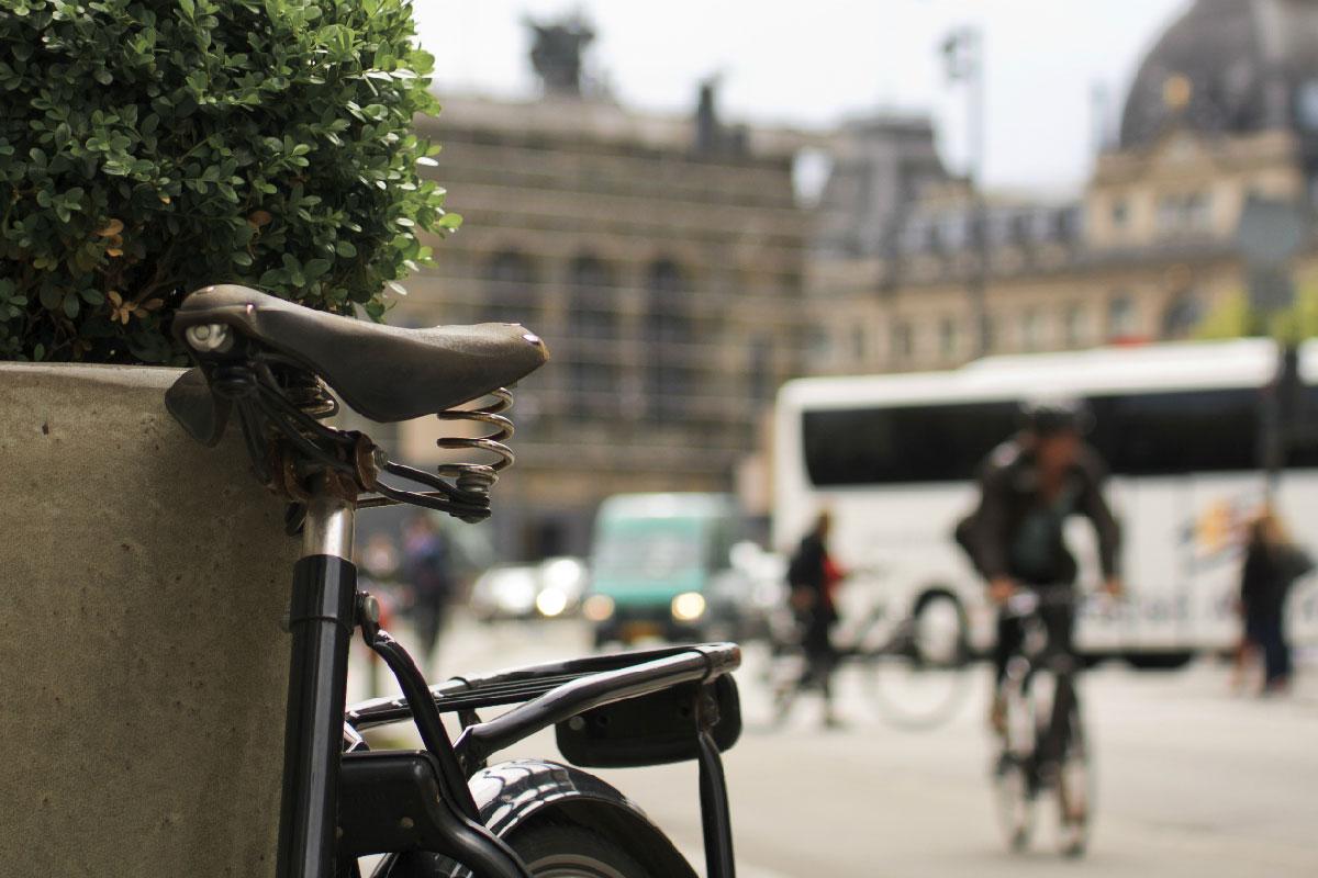 Sykkel i København