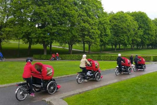 Samarbeid for livs- og sykkelglede