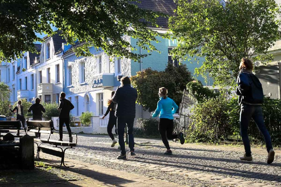 Gym i gaten
