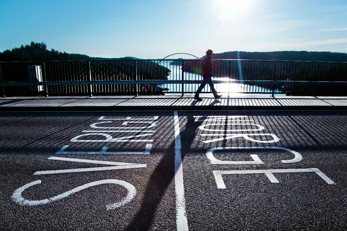 Grensen mellom Norge og Sverige