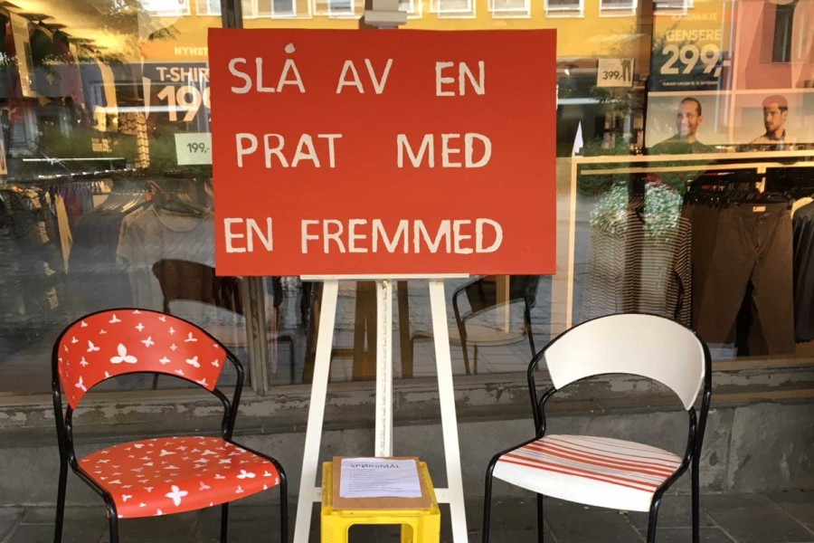Invitasjon til samtale i Bodø