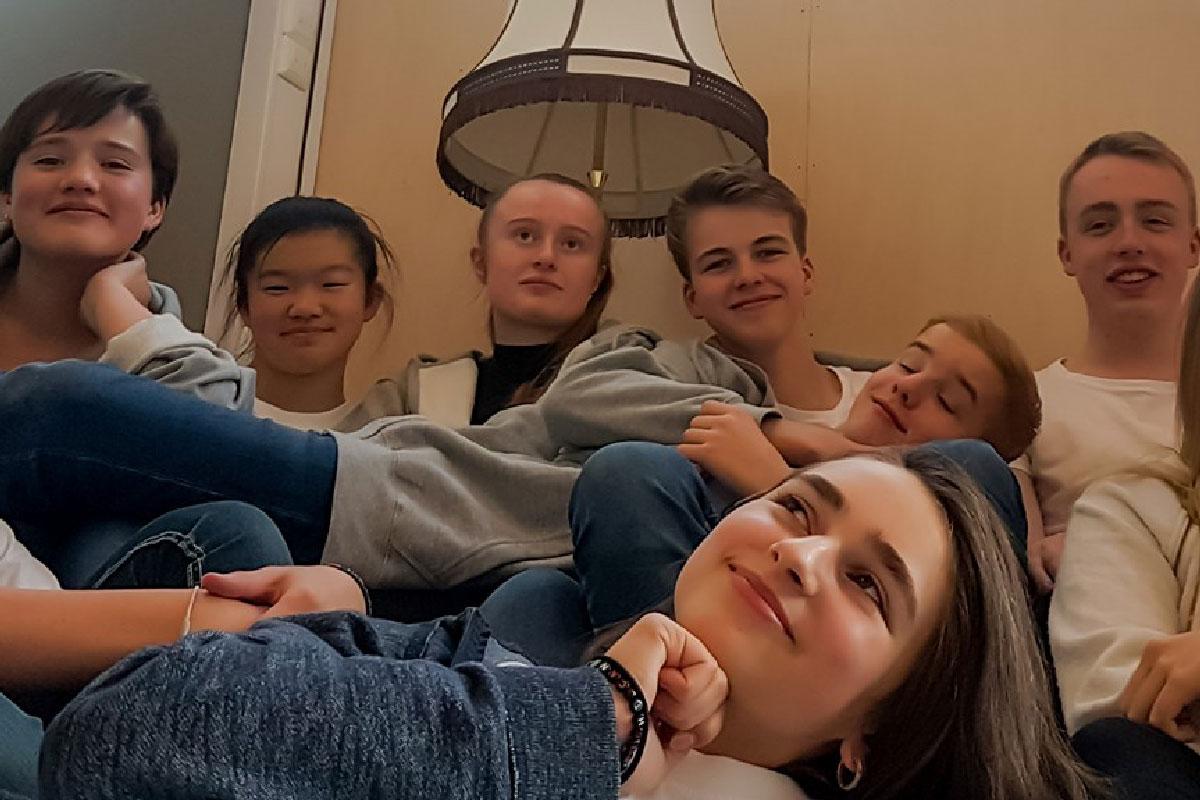 Med ungdom i fokus