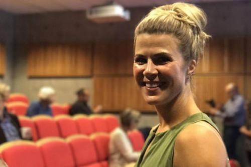 "Dina von Heimburg er ""årets nettverker""!"