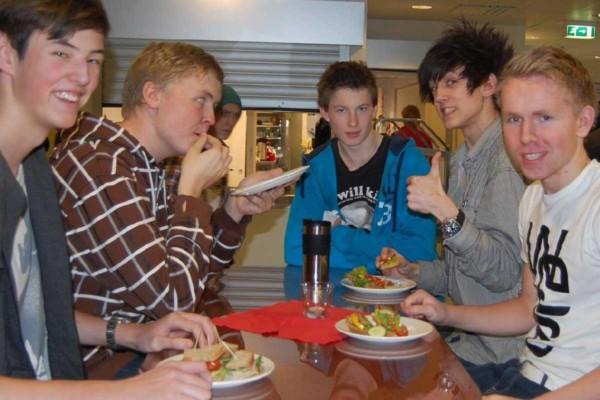 Frokost mot frafall