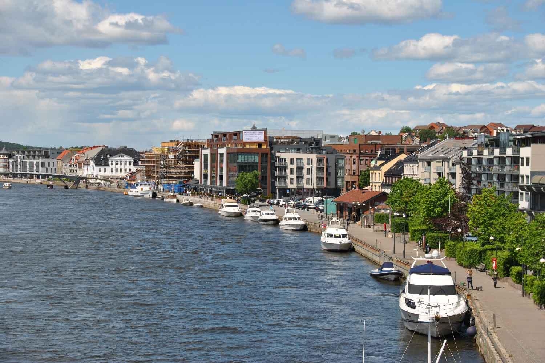 Havnen i Fredrikstad