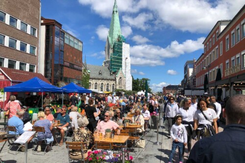 Kristiansand torv